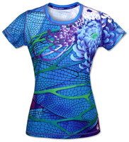 INKnBURN Dragonfly Tech Shirt Front