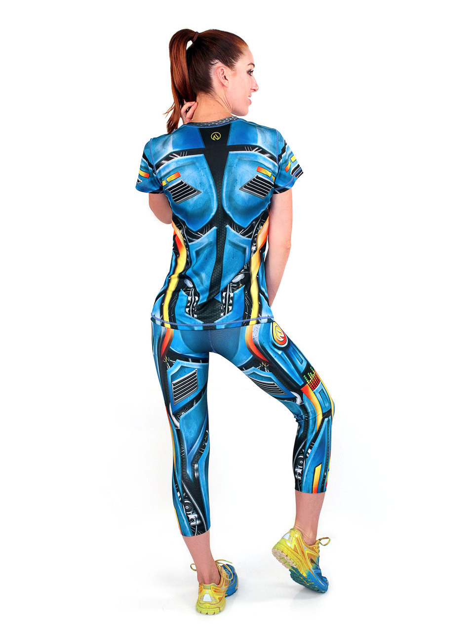 INKnBURN Women's XC Biodroid Kit