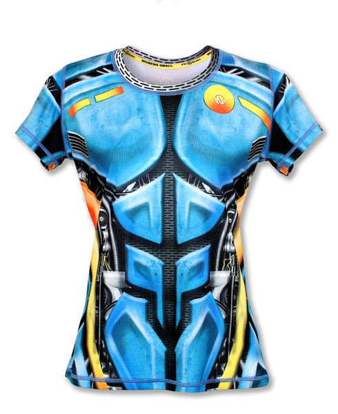 Women's XC Biodroid Tech Shirt Front
