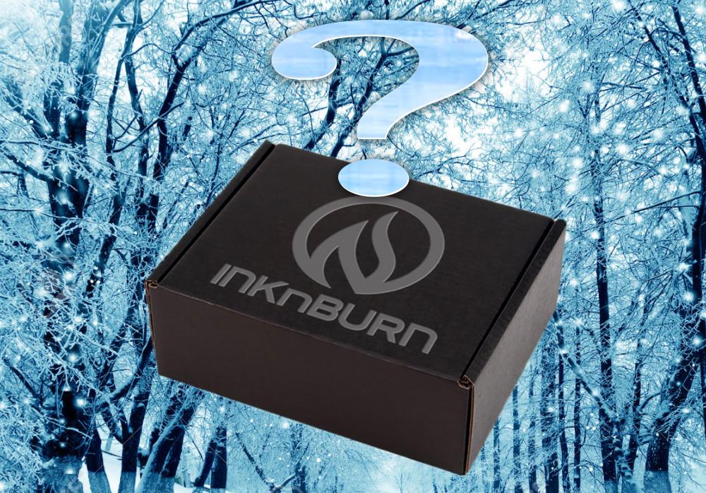INKnBURN Winter Black Box