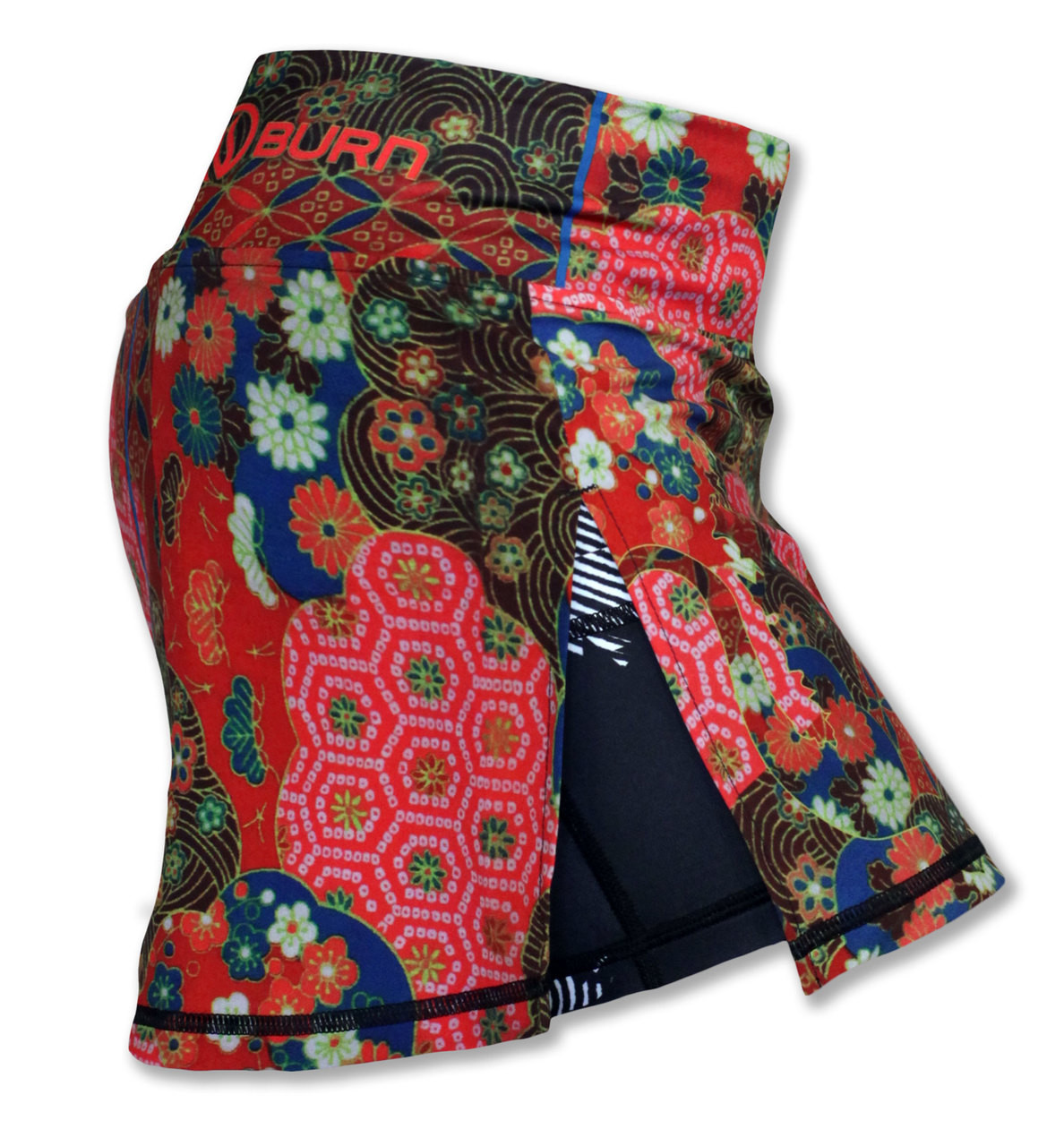 INKnBURN Women's Koyo Tech Sports Skirt Front