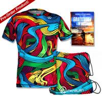 Men's Gratitude Tech Shirt