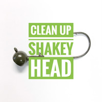 Clean Up Shakey Head