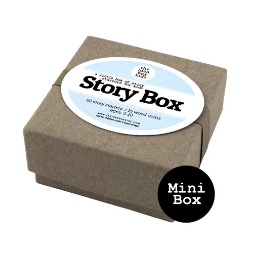 Mini Box: Story Box - Story Starters for Kids