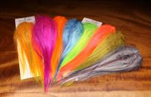 Hedron Big Fly Musky Fiber Blends w/ Curl
