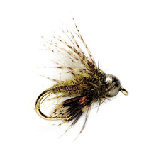 T.H. Soft Hackle Caddis Pupa