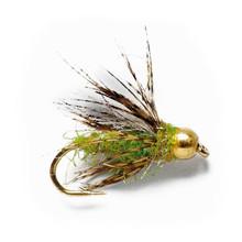 Bead Head Caddis Pupa Fly