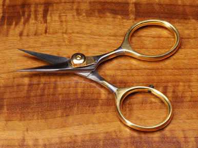 Dr. Slick Adjustable Tension Razor Scissors- 4""