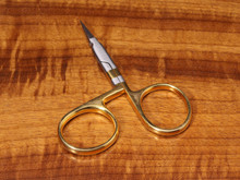 Dr. Slick Twisted Loop Arrow Scissor- 3.5""