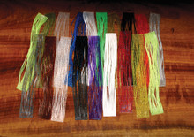 Wapsi Sili Legs / Hareline Crazy Legs Solid and Speckle Flake