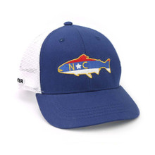 Rep Your Water North Carolina Hat