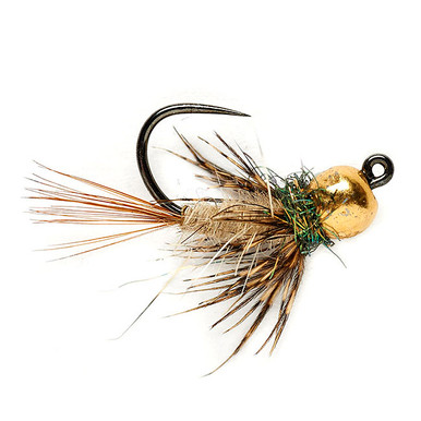 Tactical Soft Hackle Hare's Ear Jig
