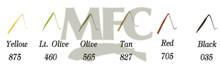 MFC Ultra Thin Foam Hopper Legs