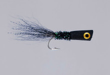 Lefty's Poppin Bug Popper- Rainy's Flies (Black)