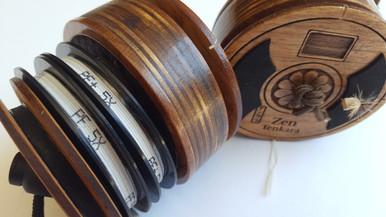 Zen Fly Fishing 3 in 1 Spoolbox-