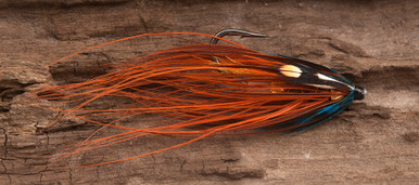 AHREX HR430- Micro Spey Fly mounted with HR430