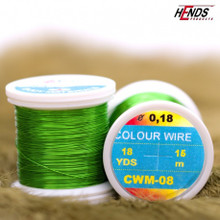 Hends Color Wire- 0.09 X-Fine