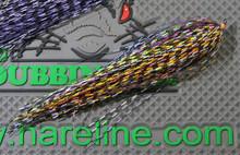 Hareline Micro Barred Voodoo Fibers