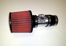 2008+ WRX/STI MegaMAF 73mm Big MAF Short Ram Intake (type '2S')