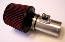MegaMAF 73mm Big MAF Short Ram Intake - type '1' ('02-'07 WRX/STI)