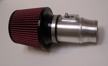 MegaMAF 83mm Big MAF Short Ram Intake - type '1' ('02-'07 WRX/STI)