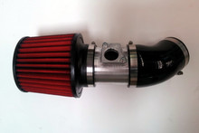 MegaMAF 83mm Big MAF Short Ram Intake - type '2' ('02-'07 WRX/STI)