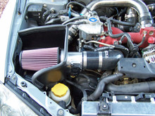 MegaMAF 73mm Cold Air Intake ('02-'07 WRX/STI with TurboXS-type FMIC)