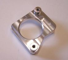 '02-'07 Denso MAF Mounting Flange Adapter- Aluminum