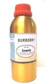 BURBERRY type