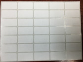 Blank Label [1000 Pcs Per Pack]