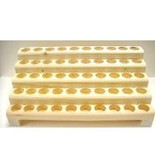 1 oz [30 ml] Wooden Roll On Display [50 Count]