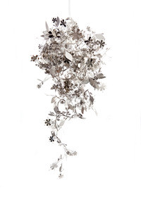 Artecnica Garland Shade Light   Silver