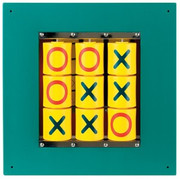 Anatex Busy Cube - Tic-Tac-Toe Wall Panel