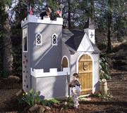 Lilliput Play Homes Sassafras Castle
