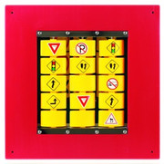 Anatex Busy Cube - Traffic Memory Wall Panel