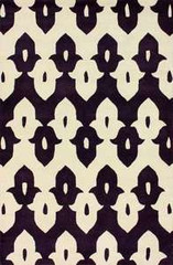 nuLOOM Rugs Ikat Purple Area Rug