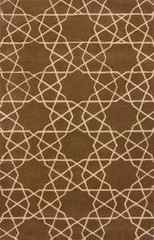nuLOOM Rugs Modella Cocoa Area Rug - Size 5 x 8