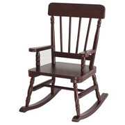 Levels of Discovery Simply Classic Cherry Finish Rocker