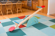 CedarWorks Playroom SeeSaw