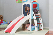 CedarWorks Solo Indoor Playset