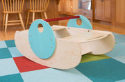 CedarWorks Playroom Rocker
