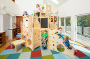 CedarWorks Rhapsody 11 Indoor Playset