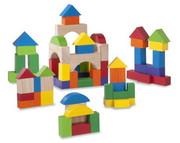 Smart Gear Toys 75 Piece Block Set