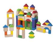 Smart Gear Toys 100 Piece Block Set