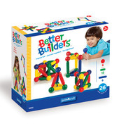 Guidecraft Better Builders - 26 Piece Set