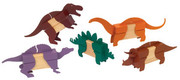 Guidecraft Block Mates - Dinosaur