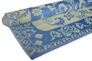 Koko Company 5' x 9' Floormat Classic - Teal
