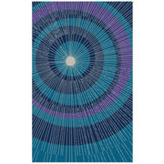 notNeutral Eccentric Area Rug - 5' x 8'