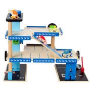 Hape Toys City Parking Center