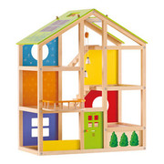 Hape Toys All Season House - Unfurnished